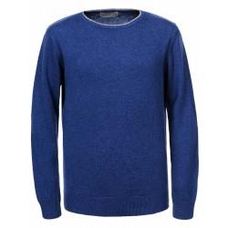 светр 9047 Blue