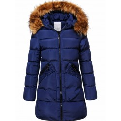 куртка 8494 Deep blue