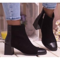черевики шкіряні 0056