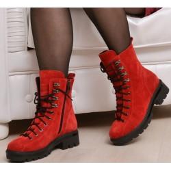черевики шкіряні 0052