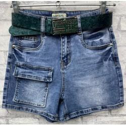 джинсові шорти 8016