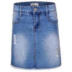 джинсова спідниця 8092