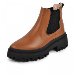 шкіряні черевики санта