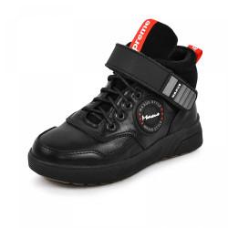 шкіряні черевики супра