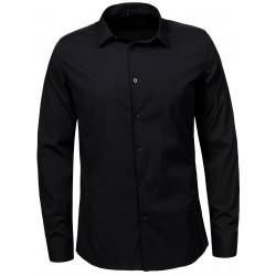 чорна сорочка 8480